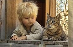 OK kitty, after we put our hands together, we bow our head and close our eyes and talk to Jesus  . . . but it's ok if you want to look up to heaven and talk to Jesus--He won't be mad.