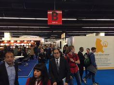 Feria del Libro de Frankfurt 2015 Frankfurt, Halle, Entertainment, Australia, Sign, Events, Australia Beach, Entertaining