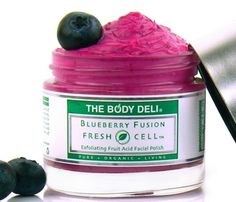 the body deli - my favorite right now!   sage and grapefruit cleanser, solar day cream and tahitian vanilla lotion! YUM!