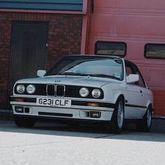 Does anyone wanna fix my heater for me, so I dont have to wait till end of May to take it to the garage? Bmw E30, Waiting, Garage, Instagram, Carport Garage, Garages, Car Garage, Carriage House
