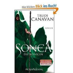 TRUDI CANAVAN - SONEA DIE KÖNIGIN