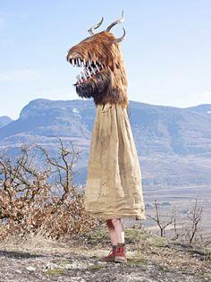Pagan Winter Festival Costume