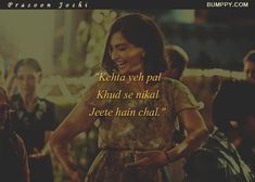 12 Times Parsoon Joshi Express About Love And Heartbreak Through His Lyrics That We Can Relate Movie Love Quotes, Best Lyrics Quotes, Poet Quotes, Sassy Quotes, Real Quotes, Hindi Quotes, Shyari Quotes, Drama Quotes, Quotations