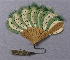 Fan, 1800-1850, France, Museum of Fine Arts Boston