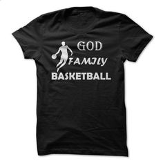 God family basketball - #t shirts online #cool shirt. GET YOURS => https://www.sunfrog.com/Sports/God-family-basketball-Ladies.html?id=60505