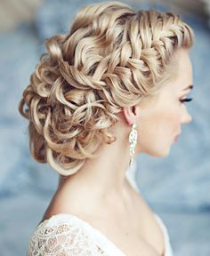 26 Stylish Wedding Hairstyles for A Dreamy Bridal Look - MODwedding