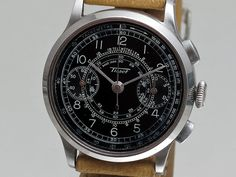 Tictac, Old Antiques, Vintage Watches, Clocks, Chronograph, Omega Watch, 1940s, David, Technology