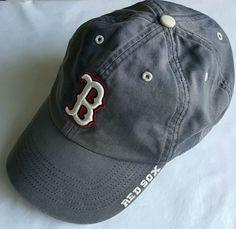 f69300baf44 Vintage Boston Red Sox Fitted Baseball Hat Cap MLB Twins Enterprise Sun  Bleached