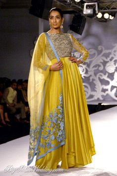 This years catwalks are just amazing, very couture | Varun Bahl at India Couture Week 2014 | LOVE!