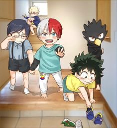 My hero academia Boku No Hero Academia Funny, My Hero Academia Shouto, My Hero Academia Episodes, Hero Academia Characters, All Anime Characters, Fictional Characters, Funny Anime Pics, Cute Anime Guys, Bakugou Manga