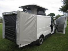 camper van rear doors | Campers & Campervans