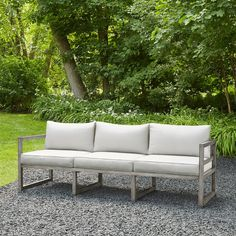 Real Flame Monaco Sofa | from hayneedle.com