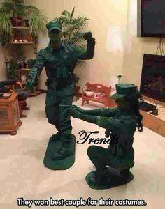 Soldados de juguete