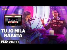Tu Jo Mila Raabta   Shirley Setia Jubin Nautiyal   T-Series Mixtape   Bhushan Kumar Ahmed K Abhijit - YouTube