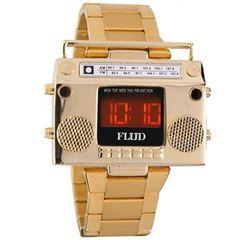 Flud BoomBox watch #hiphop #streetwear