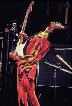 Jimi Hendrix's Last Stand — Cuepoint — Medium
