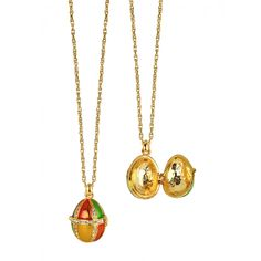 Faberge Style Egg Pendant $48 (AUD) | FREE Delivery