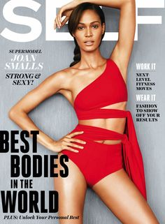 ☆ Joan Smalls | Photography by Patrick Demarchelier | For Self Magazine | October 2014 ☆ #Joan_Smalls #Patrick_Demarchelier #Self_Magazine #2014