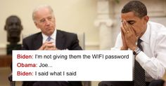 25+ Hilarious Conversations Between Obama And Biden Are The Best Medicine After This Election https://plus.google.com/+KevinGreenFixedOpsGenius/posts/94gMan9vNXc