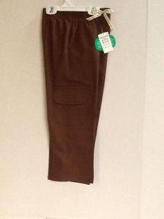 Girl Scouts Brownie Pants Brown Size X Small Uniform New!  #GirlScoutsofAmerica #Pants