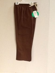 Girl Scouts Brownie Pants Brown Size X Small Uniform New!  #GirlScoutsofAmerica #Pants