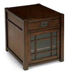 "Sonoma  End Cabinet    Model 6625-012  25""H x 22""W x 27""D"