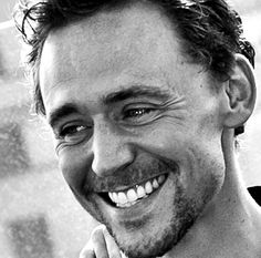 """#3 Tom Hiddleston 6'2"""" and adorable... the more I read about this guy, the more I like him. :)"""