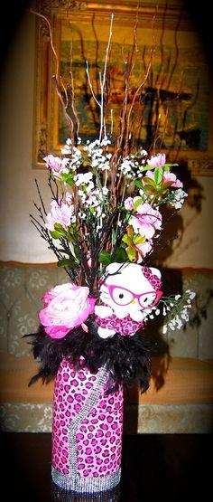 Hello Kitty vase