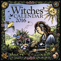 Llewellyn's 2016 Witches' Calendar