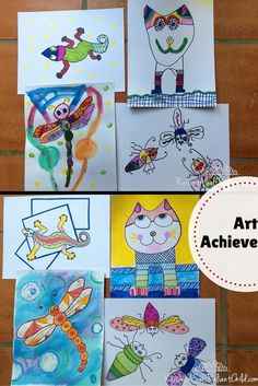 Drawing Lessons for Kids ArtAchieve Review from Raising a Self-Reliant Child: We both love it!  The around the world focus has proven a fabulous way to learn the basics of drawing and painting.