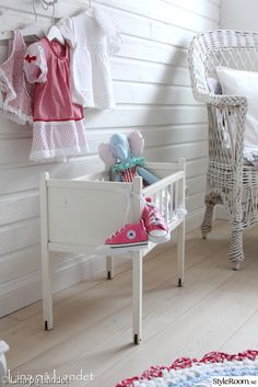 Renovering barnrum - LinaPaLandet
