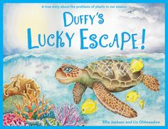Duffy's Lucky Escape teaches children about the dangers of plastic pollution and its impact on marine life, whilst giving them simple solutions to help tackle the problem. Based on real events, it …