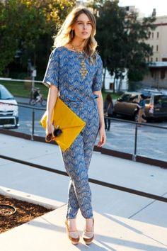 Vogue street style.
