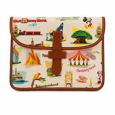 Walt Disney World iPad Case by Dooney & Bourke - Retro