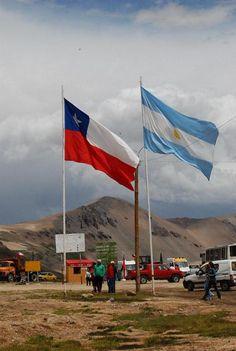 Paso Maule o Pehuenche, Mendoza