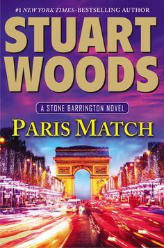 """""""Paris match"""" by Stuart Woods / MYS WOODS [Oct 2014]"""