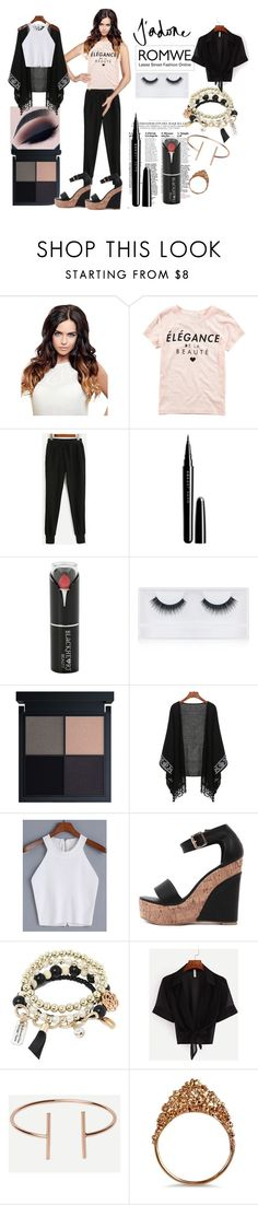 """""""Romwe contest"""" by chicagofashionlove ❤ liked on Polyvore featuring Forever 21, Marc Jacobs, Georgie Beauty, Bijoux Coquette and romwe"""