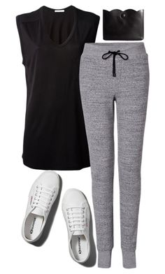 """""""Untitled #1680"""" by plainly-marie ❤ liked on Polyvore featuring T By Alexander Wang, Abercrombie & Fitch, ASOS and rag & bone"""