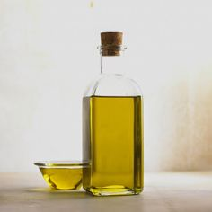 Aceite de oliva para una piel de porcelana