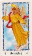 Ángeles Shariel: El ángel del día 04 de Junio: AELEMIAH