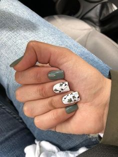 Gorgeous 40 summer and spring nail designs and art ideas 2019 looks . - Gorgeous 40 summer and spring nail designs and art ideas 2019 looksg … – – # Spring Nails Des - Spring Nail Art, Nail Designs Spring, Nail Art Designs, Cute Spring Nails, Green Nail Designs, Nails Design, Perfect Nails, Gorgeous Nails, Stylish Nails