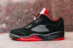 "Air Jordan 5 Retro Low ""Alternate 90"" (Detailed Pics & Release Info) - EU Kicks: Sneaker Magazine"