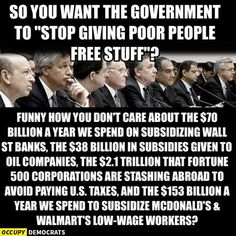 "Portraits of the real Welfare Queens and "" Free Stuff "" recipients - Democratic Underground"