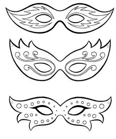 Risultati immagini per mascaras carnaval para colorear Art For Kids, Crafts For Kids, Mardi Gras Party, Masquerade Party, New Years Party, Coloring Pages, Art Projects, Mardi Gras Mask Template, Masquerade Mask Template