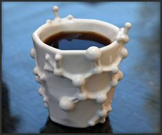Love! Caffeine Molecule Coffee Mug