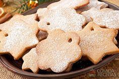 Receita de Biscoitos enfeites para natal em receitas de biscoitos e bolachas, veja essa e outras receitas aqui!