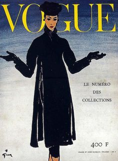 Vogue ~ 1955