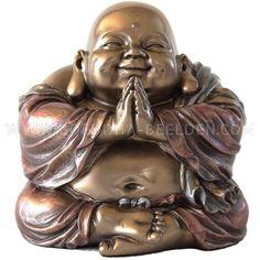 Dikbuik Boeddha Mediterend