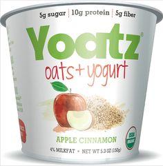 Yoatz Yogurt