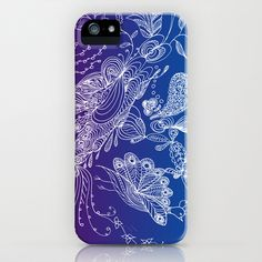 Pea-cocky iPhone Case
